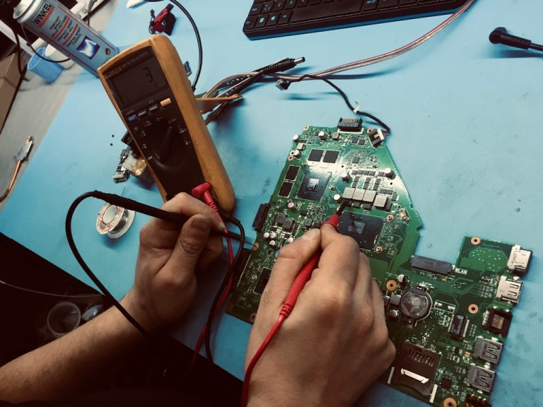 ASUS X550VX Laptop Tamiri